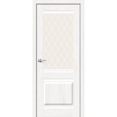 Прима-3 White Dreamline/White Сrystal, Двери Браво