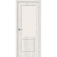 Скинни-13 Casablanca/White Сrystal Двери Браво