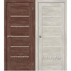 Новинка! Двери Браво с отделкой Эко Шпоном Chalet
