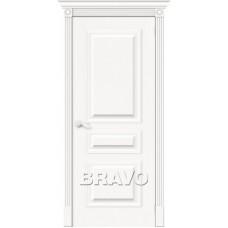 Вуд Классик-14 Whitey Двери Браво, Bravo