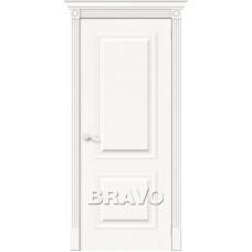 Вуд Классик-12 Whitey Двери Браво, Bravo