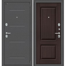 Porta S 104.К32 Антик Серебро/Wenge Veralinga