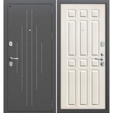 Р2-215 Антик Серебро/П-25 (Беленый Дуб) Двери Браво, Bravo