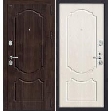 Р3-310 П-28 (Темная Вишня)/П-25 (Беленый Дуб) Двери Браво, Bravo