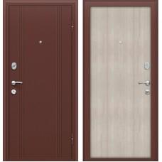 Двери Браво, Door Out 201 Антик Медь/Cappuccino Veralinga, Bravo