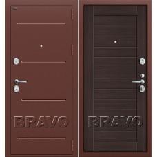 Т2-221 Антик Медь/Wenge Veralinga (Двери Браво), Bravo