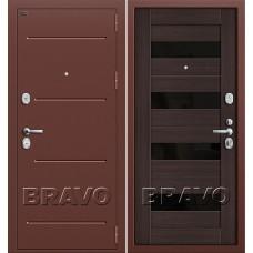 Т2-223 Антик Медь/Wenge Veralinga (Двери Браво), Bravo