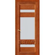Двери Браво, Вега-2 (ПО) Т-31 (Темный Орех), Bravo