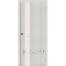 Порта-51 SA Bianco Crosscut, Двери Браво