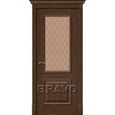 Вуд Классик-13 Golden Oak Двери Браво, Bravo