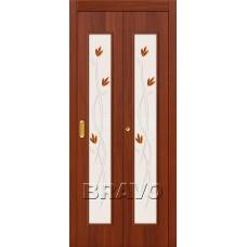 22Х Л-11 (ИталОрех) Двери Браво, Bravo
