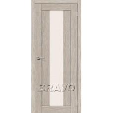 Порта-25 alu 3D Cappuccino, Двери Браво