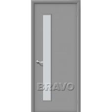 Гост ПО-1 Л-16 (Серый) Dveri Bravo, Браво