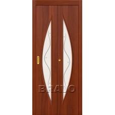 5Ф Л-11 (ИталОрех) Двери Браво, Bravo