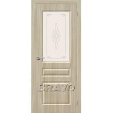 Статус-15 П-34 (Шимо Светлый) Двери Браво