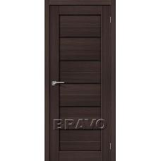 Порта-22 Wenge Veralinga/Black Star, Двери Браво