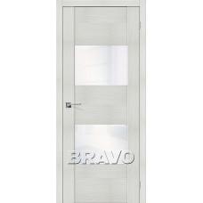 Двери Браво, VG2 WW Bianco Veralinga, Bravo, межкомнатные
