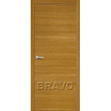 Вуд Флэт-0.H Natur Oak (Dveri Bravo)