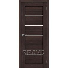 Порта-22 Wenge Veralinga/Magic Fog, Двери Браво