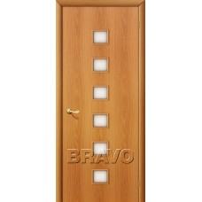 1С Л-12 (МиланОрех) Двери Браво, Bravo