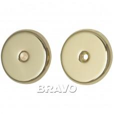 Заглушка Bravo FIN 027-Z G Золото
