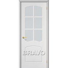 Альфа П-23 (Белый) Двери Браво