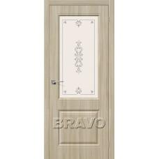 Скинни-13 П-34 (Шимо Светлый) Двери Браво