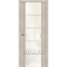 Двери Браво, V4 WР Cappuccino Veralinga, Bravo