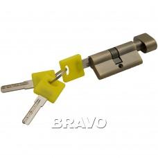 Цилиндр Bravo ZF-60-30/30 AB Бронза
