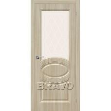 Статус-21 П-34 (Шимо Светлый) Двери Браво