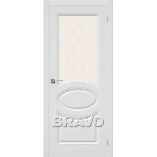 Статус-21 П-23 (Белый) Двери Браво