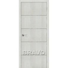 Порта-50А-6 Bianco Crosscut, Двери Браво