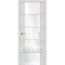 Двери Браво, V4 WW Bianco Veralinga, Bravo