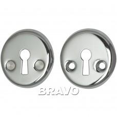 Накладка под ключ Bravo FIN 016-K C Хром