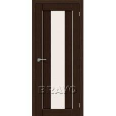 Порта-25 alu 3D Wenge, Двери Браво