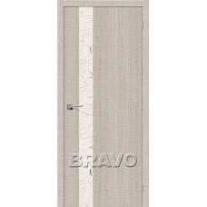 Порта-51 SA Cappuccino Crosscut, Двери Браво