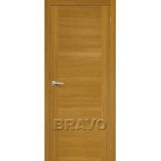 Вуд Флэт-1 Natur Oak (Dveri Bravo)