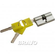 Цилиндр Bravo ZK-60-30/30 C Хром