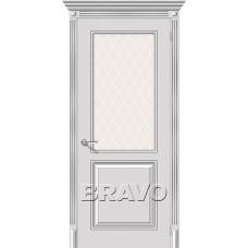 Двери Браво, Блюз К-25 (Белое Серебро), Bravo