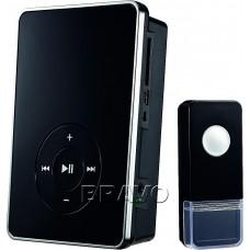 Звонок DBQ09M WL MP3 16M Черный