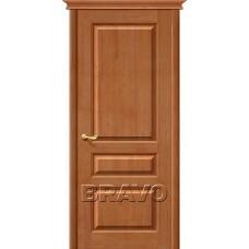 Двери Браво, М5 Т-05 (Светлый Лак), Bravo