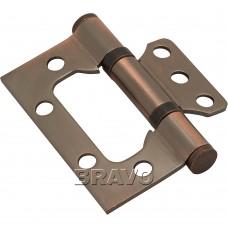 Без врезки стальная 2ВВ 75*63*2,5 AC Медь
